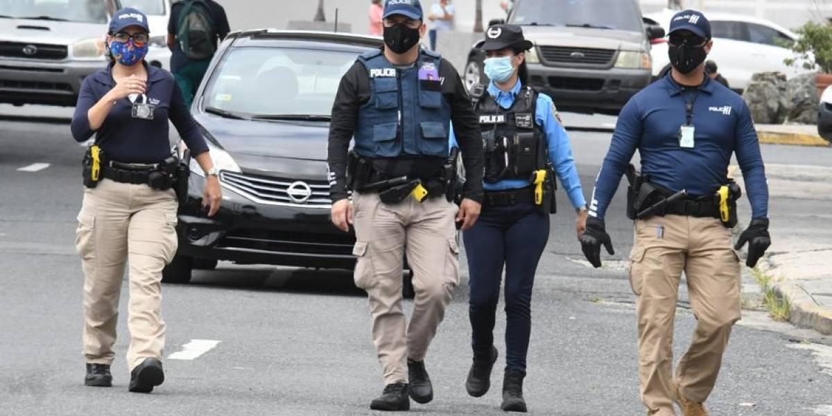 101 policías positivos a coronavirus y 499 en aislamiento