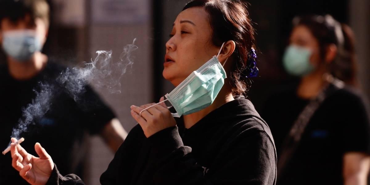 China registra doce casos nuevos de COVID-19