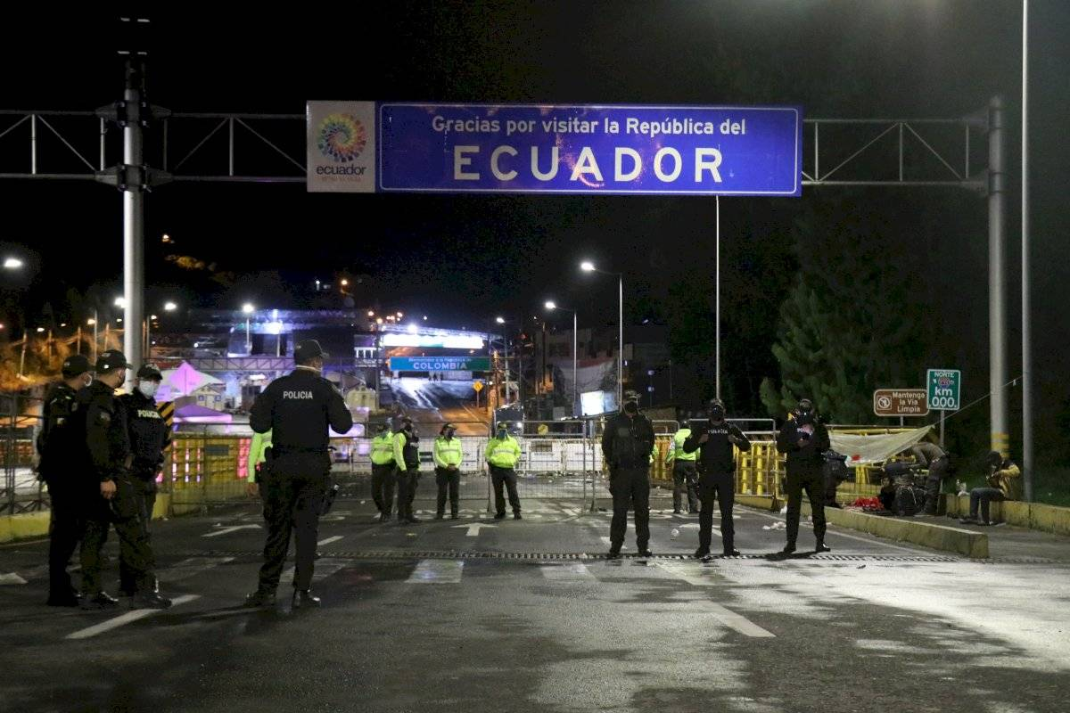 Puente Rumichaca /EFE