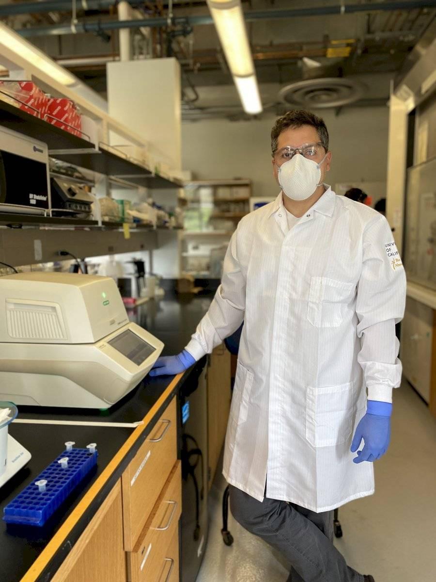 Ecuatoriano crea prueba para COVID-19