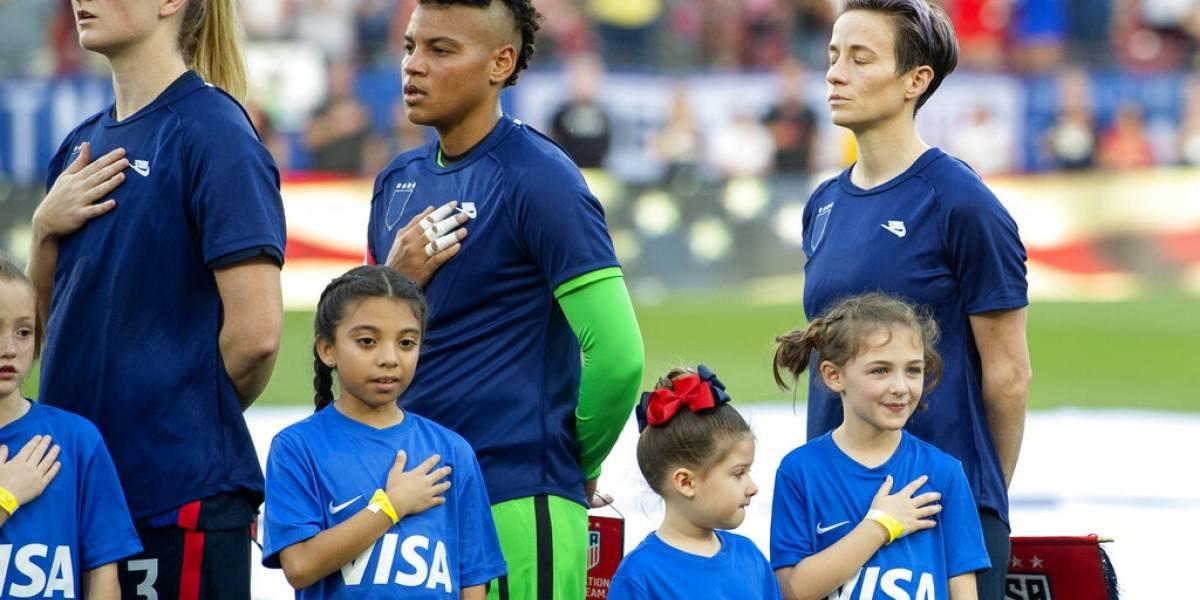 Juez desecha exigencia de pago equitativo de las futbolistas
