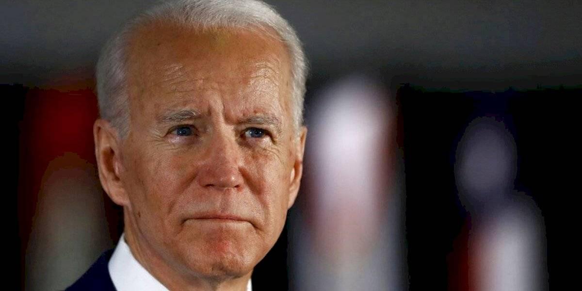Joe Biden rechaza denuncia de acoso sexual de una exempleada del Senado