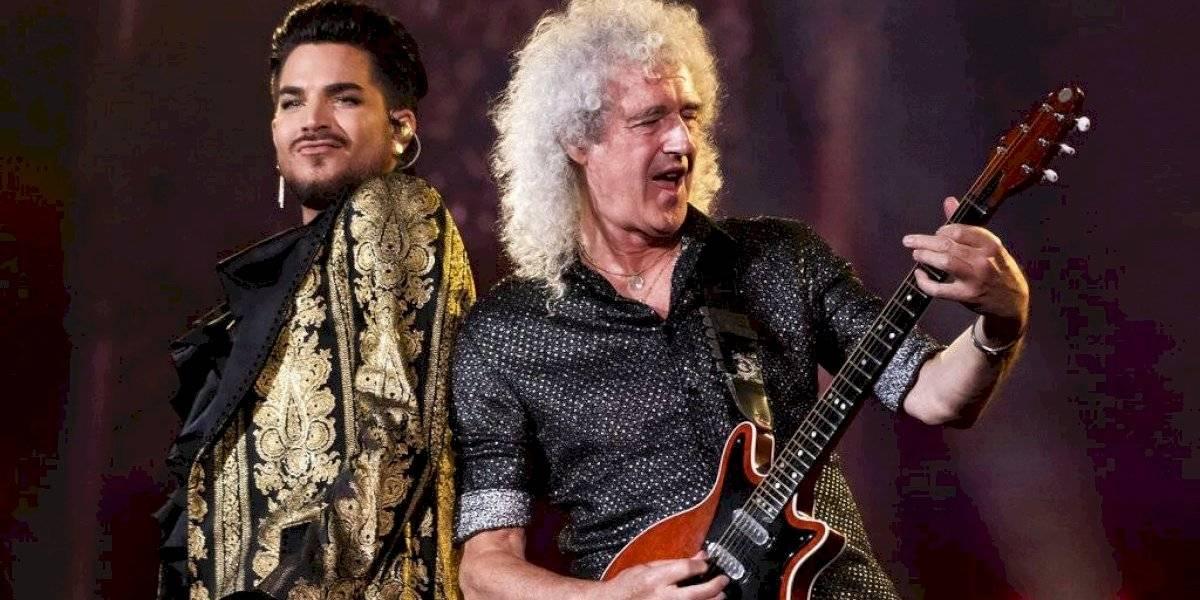 Queen y Adam Lambert honran a los trabajadores que luchan contra el COVID-19