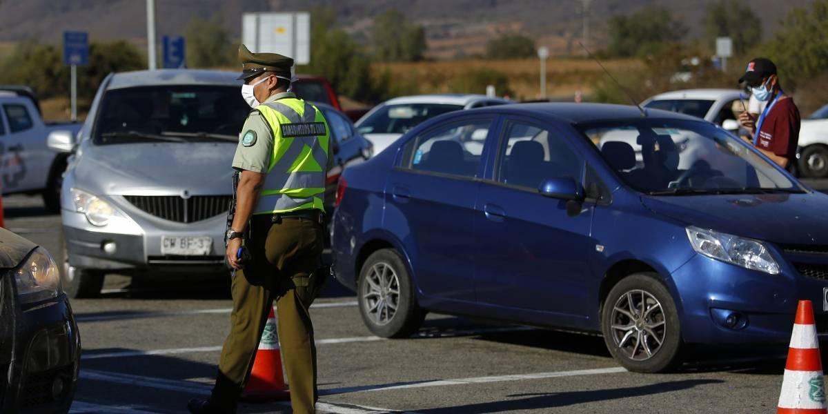 Un 40 por ciento más de vehículos en las carreteras que en Semana Santa calcula el MOP