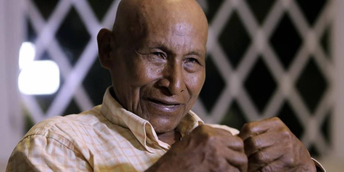 """El paseo de la muerte de Antonio Bolívar, el actor de """"El Abrazo de la Serpiente"""" fallecido por coronavirus"""