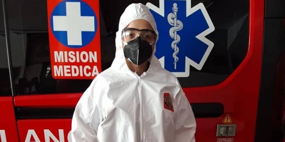 Mujer con coronavirus recorrió cuatro hospitales rogando atención
