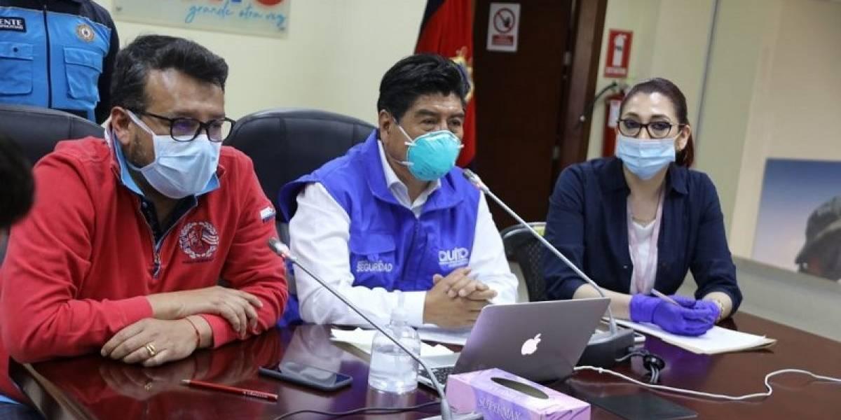 Barrio de Quito con más caso de COVID-19 pide declarar en 'emergencia'