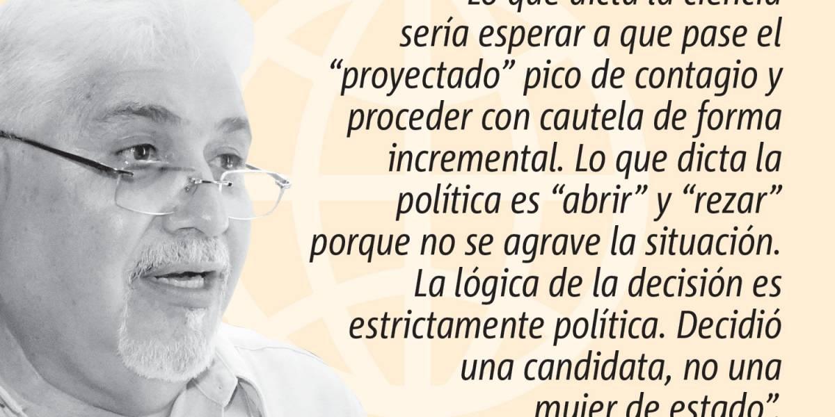 Opinión de Emilio Pantojas García: Una decisión con explicación pero sin fundamentos científicos