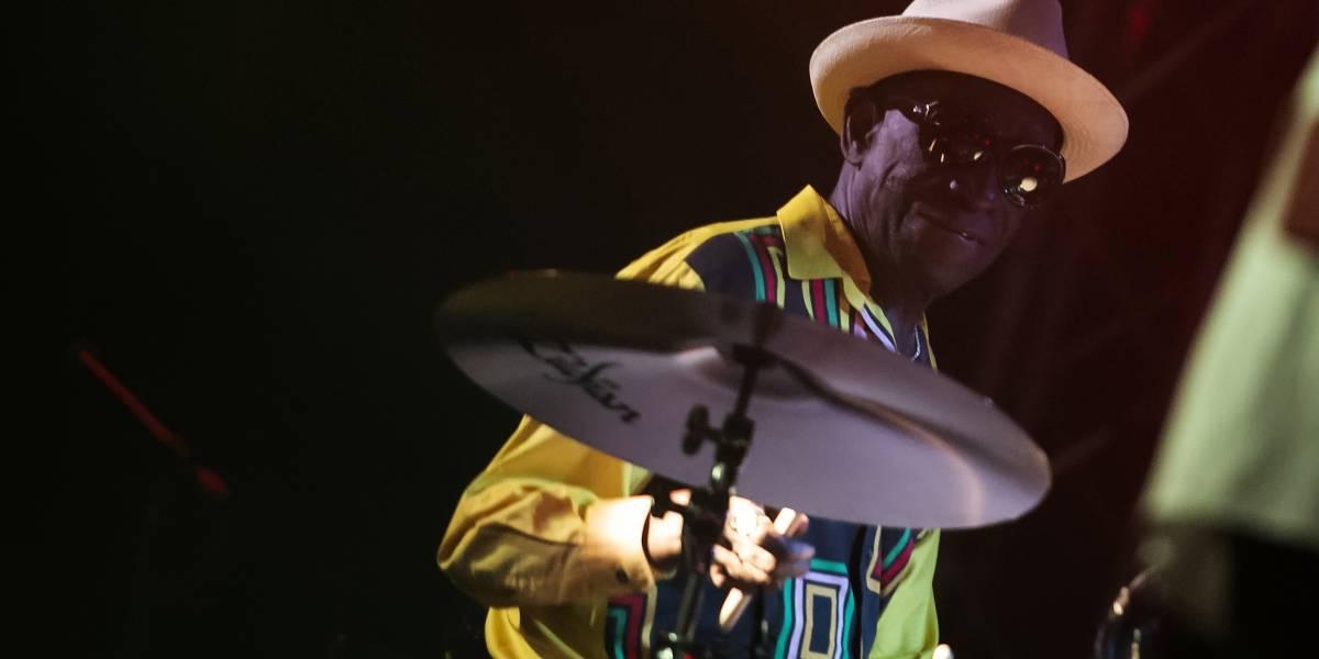 Criador do Afrobeat, Tony Allen morre aos 79 anos