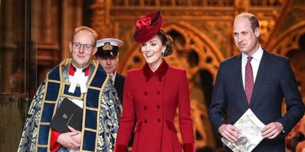 Kate Middleton luce su tonificada figura en leggings y remando un bote muy atlética