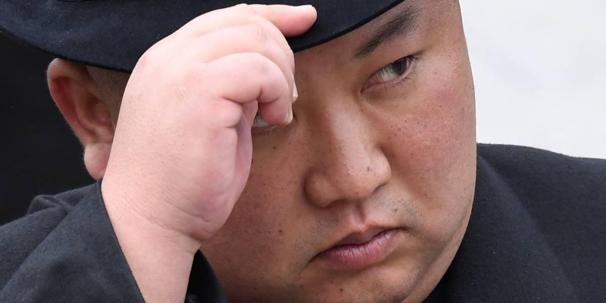 Reportan primera aparición pública del líder norcoreano Kim Jong Un