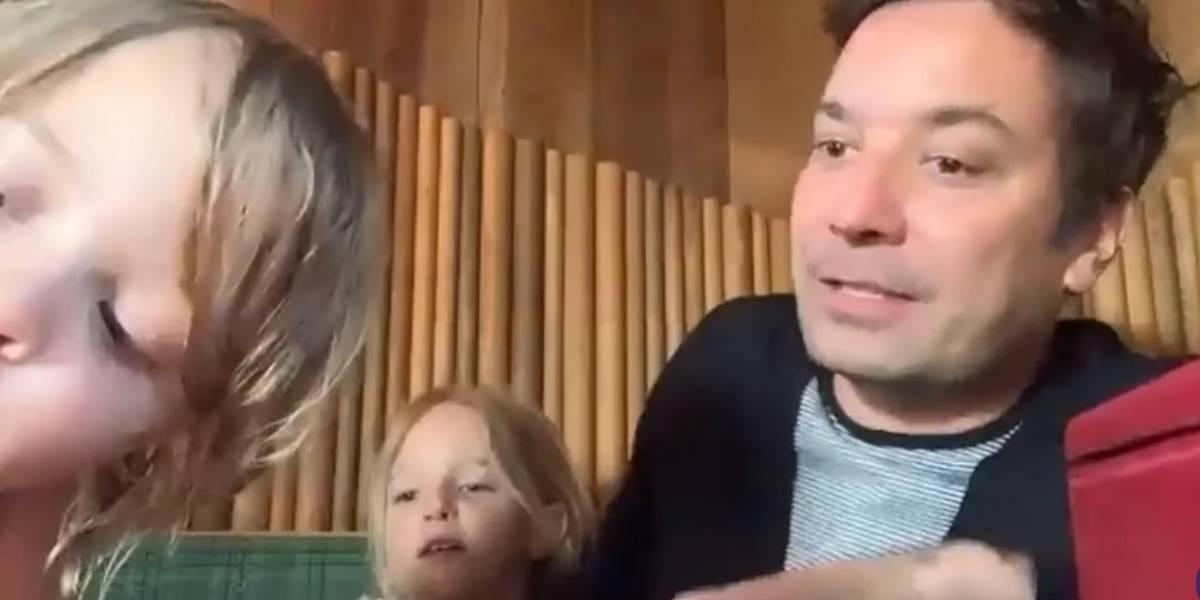 3 vezes em que as crianças interromperam as entrevistas dos pais na quarentena