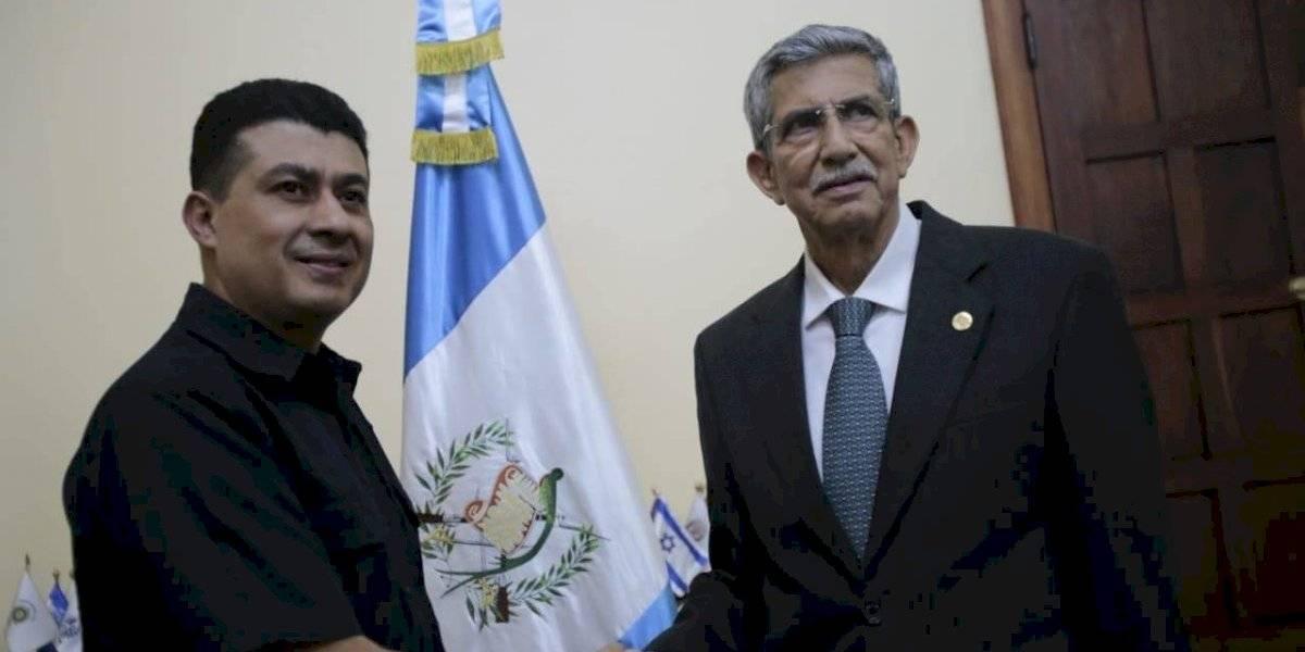 Remueven del cargo a director adjunto de la PNC, Rony Espinoza