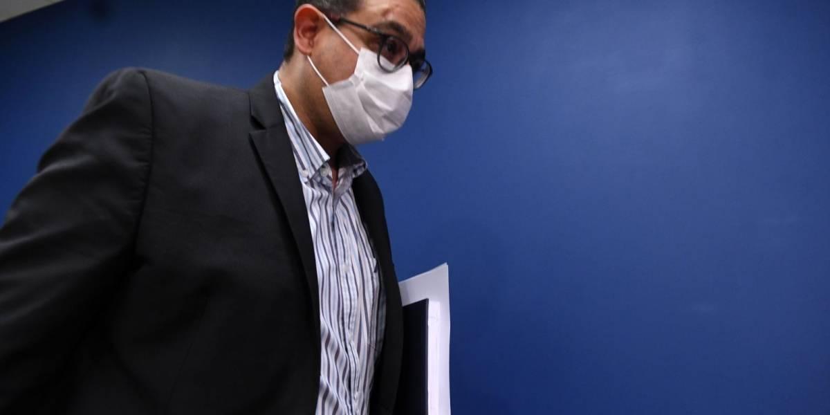 Continúa sin convencer a los representantes Osvaldo Soto para ser contralor