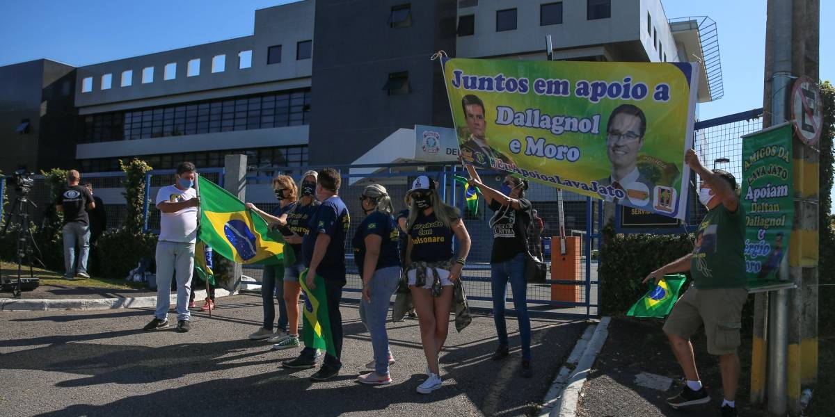 Moro presta depoimento na PF neste sábado sobre acusações contra Bolsonaro