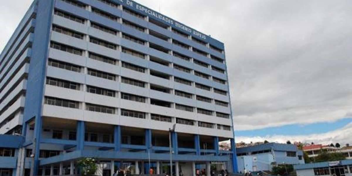 Fiscalía investiga supuestos 'negocios millonarios', en el Hospital Eugenio Espejo