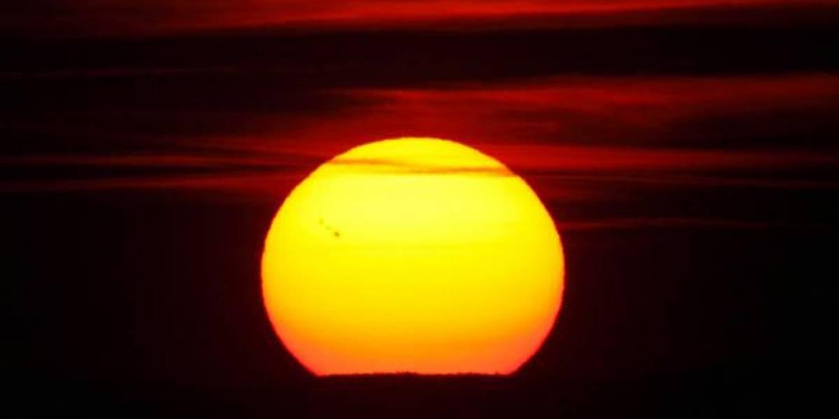 Científicos detectaron una pérdida de brillo en el Sol