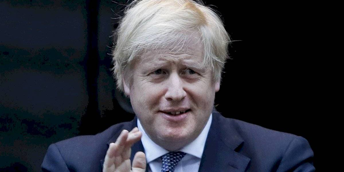 Boris Johnson y su prometida Carrie Symonds anuncian el nombre de su bebé