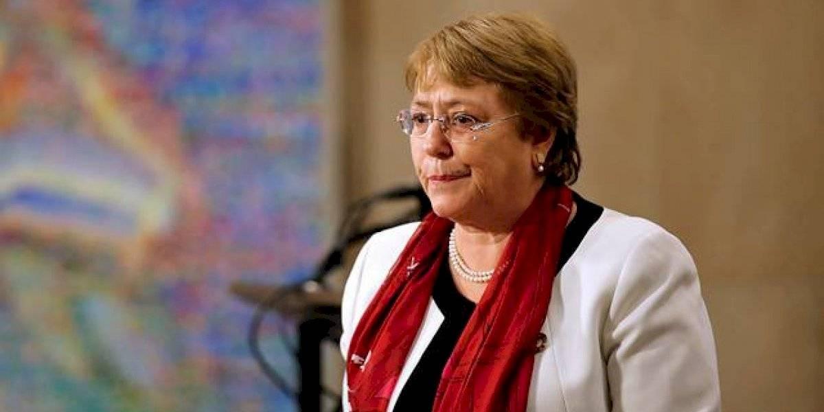Bachelet llama a apoyar a los migrantes ante la pandemia de coronavirus