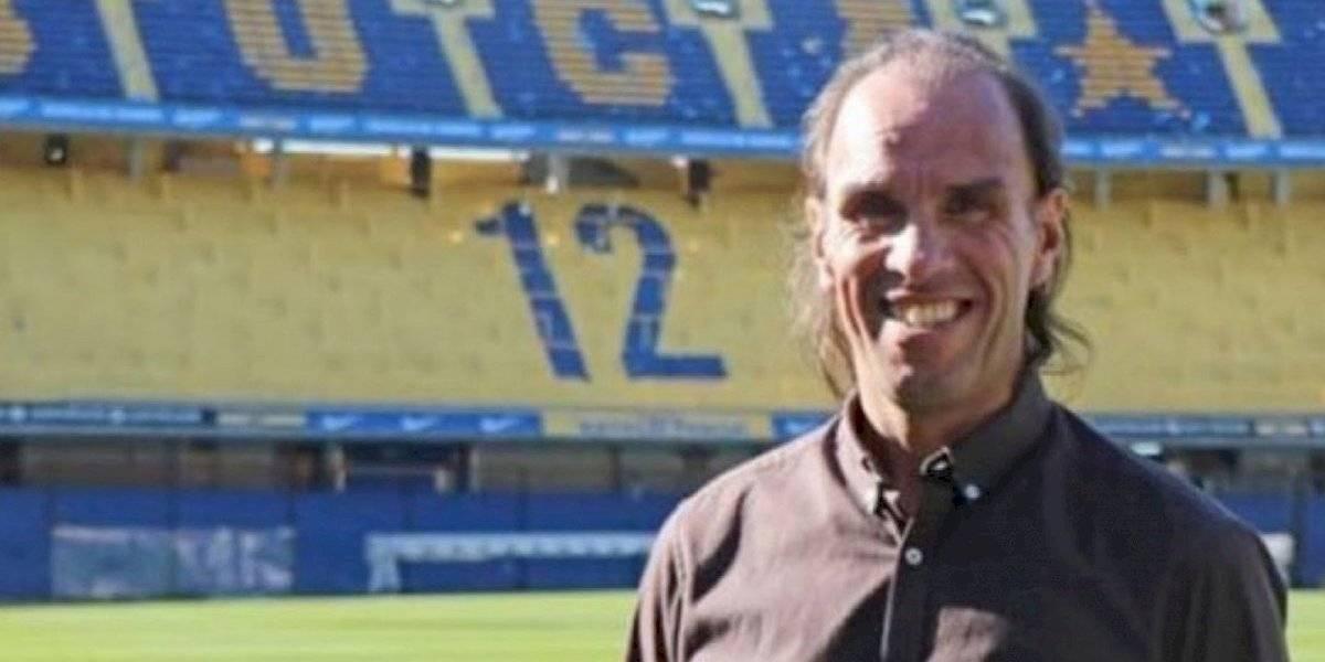 """Navarro Montoya y loas a Bravo: """"resume todos esos grandes arqueros que tuvo el fútbol chileno"""""""