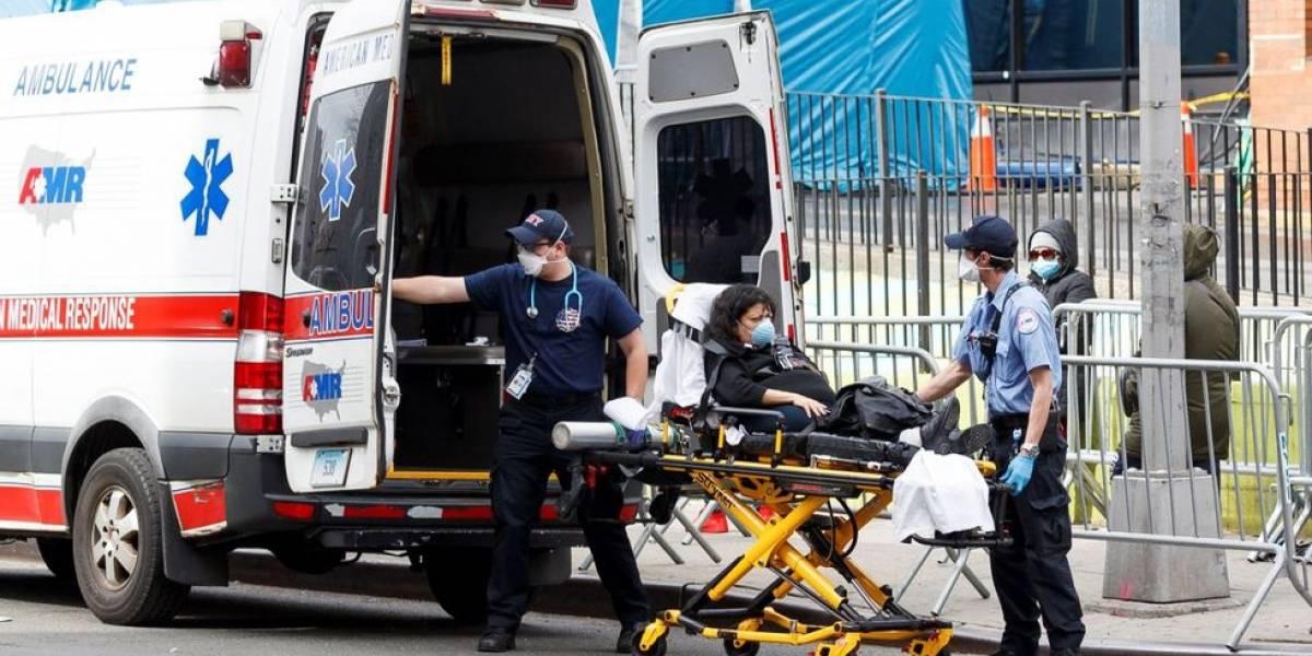 Coronavirus: Ligero repunte de las muertes en Nueva York