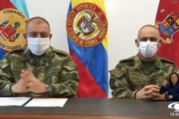 Generales del Ejército se pronuncian tras escándalo de presuntas ...