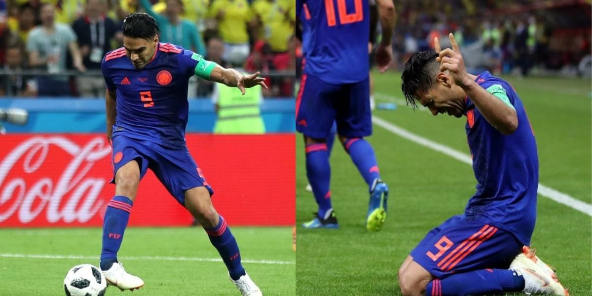 VIDEO | ¿Por qué el gol de Falcao García del Mundial Rusia 2018 ...