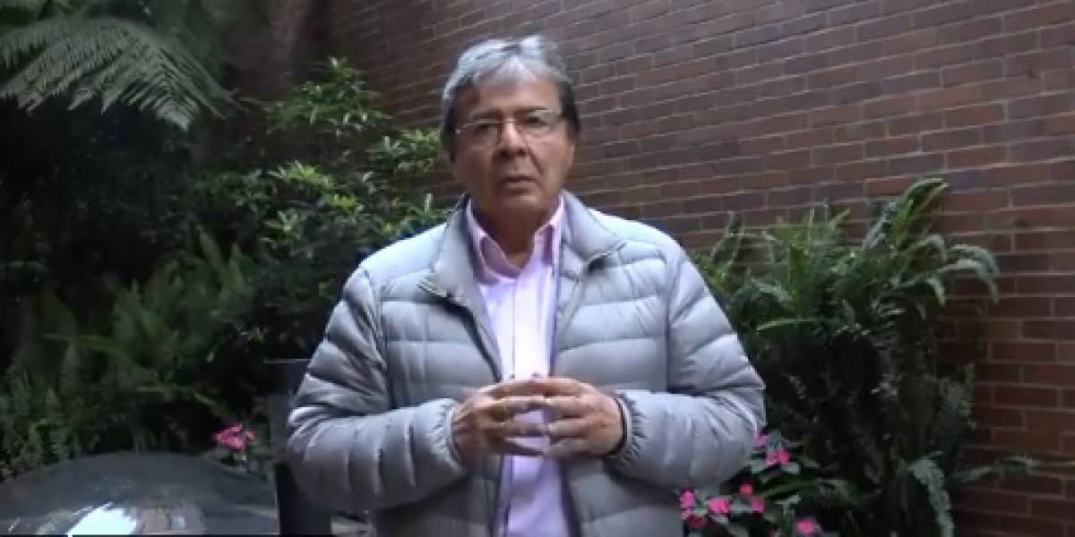 Las polémicas frases del ministro de Defensa que generan malestar en los colombianos