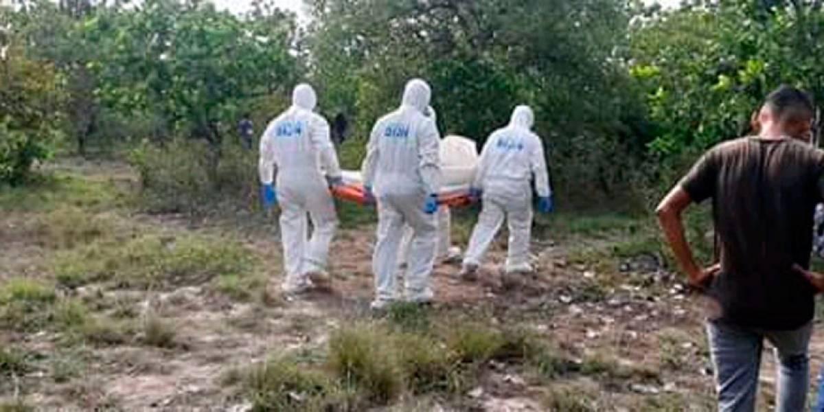 Encontraron cuerpo sin vida de niña que estaba desaparecida durante la cuarentena