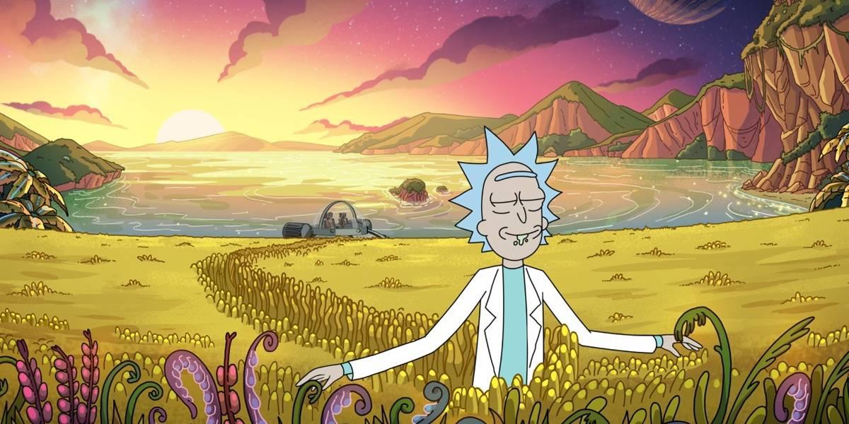 Novos episódios de Rick and Morty chegam à Netflix nesta quinta