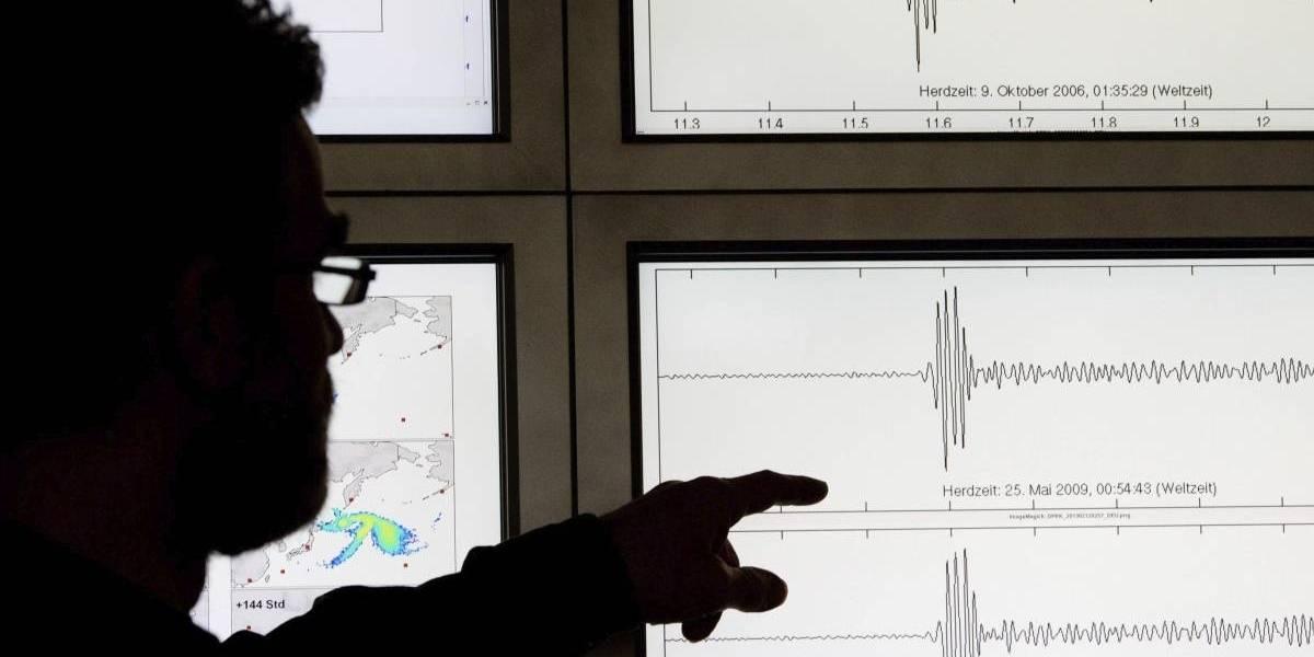 Temblor despertó a parte de los colombianos este viernes