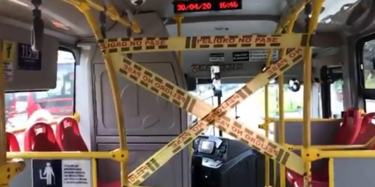 Conductor de Transmilenio falleció por coronavirus