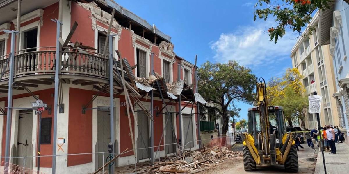 FEMA abre periodo de incidentes por los terremotos del sur