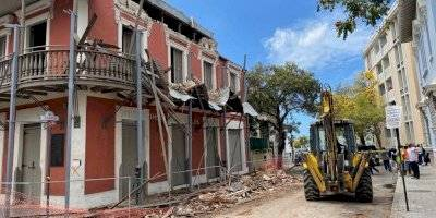 Terremoto - ponce - 2 mayo 2020