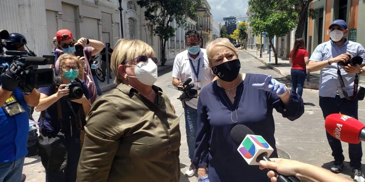 Alcaldesa de Ponce detalla los daños sufridos en el municipio tras el terremoto