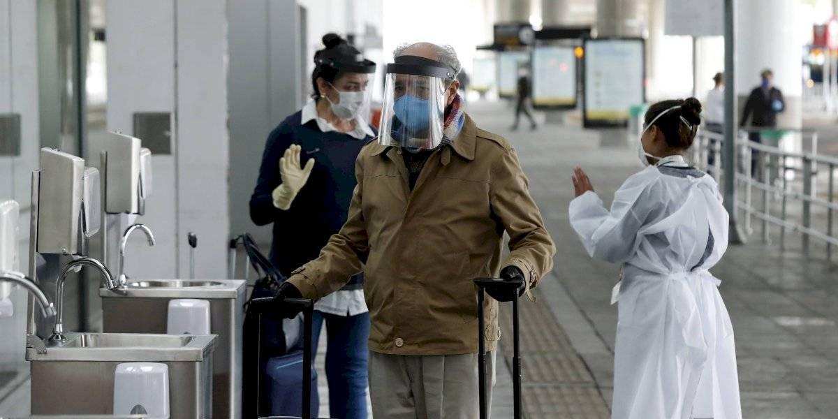 Este domingo 3 de mayo se confirmaron 423 nuevos casos de coronavirus en el país