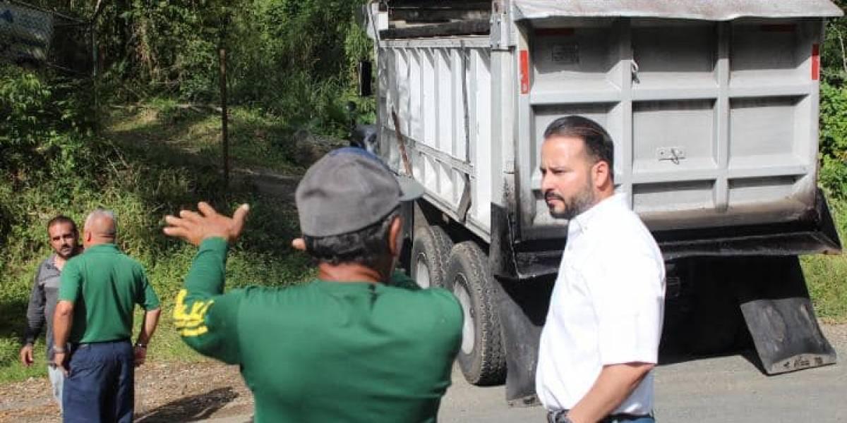 Alcalde de Villalba quita los puntos de cotejo, luego de apertura escalonada de comercios