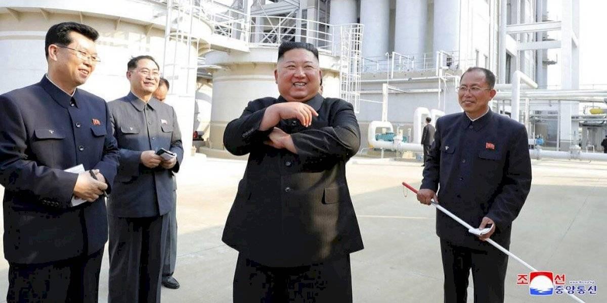 Tras reaparición del líder norcoreano: Corea del Sur no cree que Kim Jong-un se haya sometido a una cirugía
