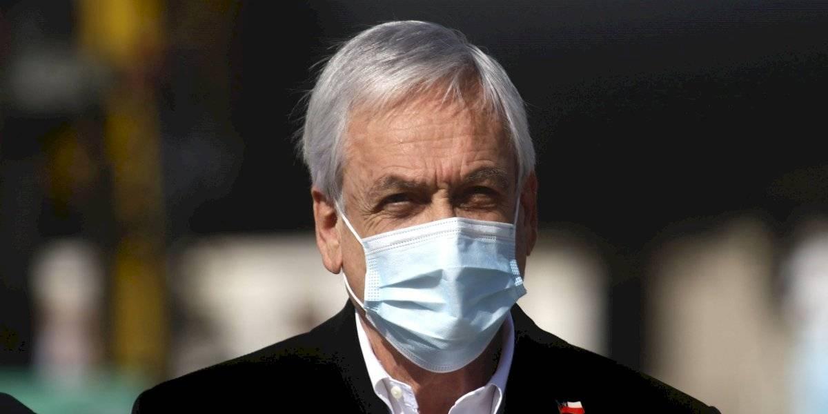 Protestas y filas obligan a detallar entrega de canastas de alimentos: Piñera se comprometió a agilizar distribución