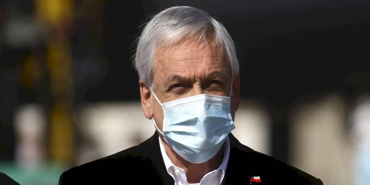 La más baja desde el inicio de la pandemia: encuesta Cadem revela que aprobación a Presidente Piñera cae al 12%