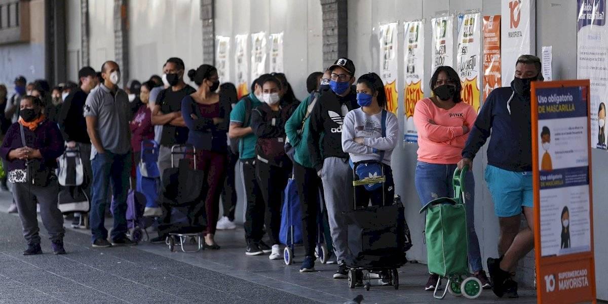 Intendente pide calma en Antofagasta y Mejillones para no colmar supermercados