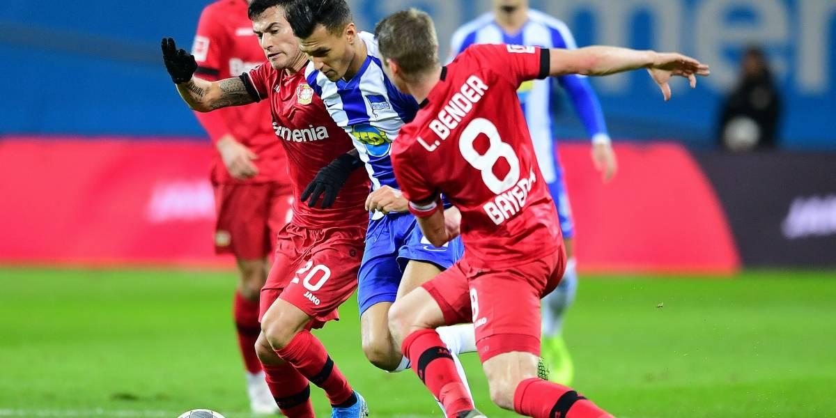 La Bundesliga se juega desde el 15 de mayo