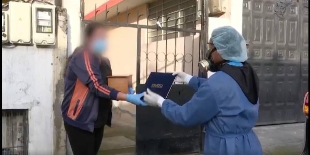 Mujer relata cómo su hermana se contagió de COVID-19 y falleció en Quito