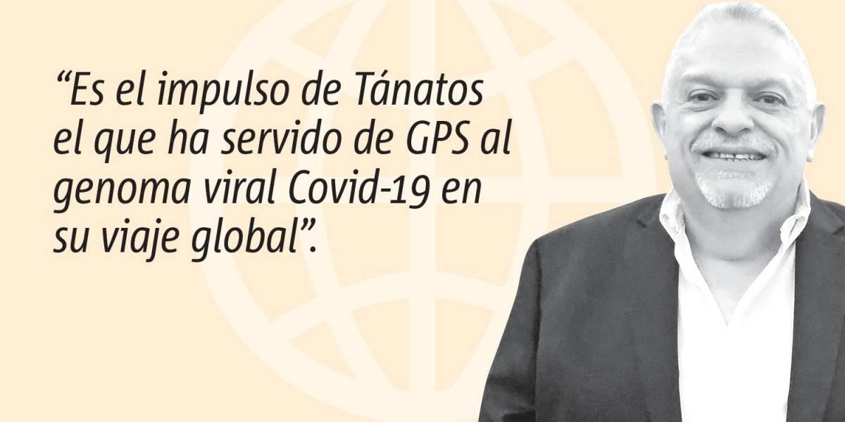 Eros y Tánatos: Rutas GPS Post-Coronavirus