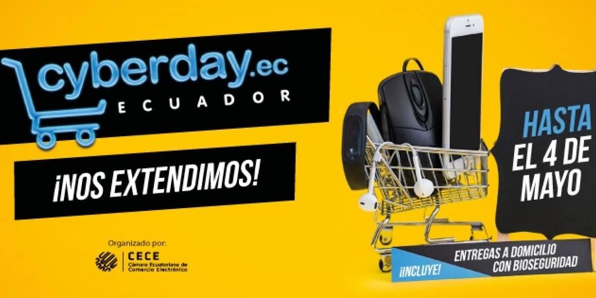 El Cyberday.ec se extiende dos días más en el país: comercios continuarán con ofertas