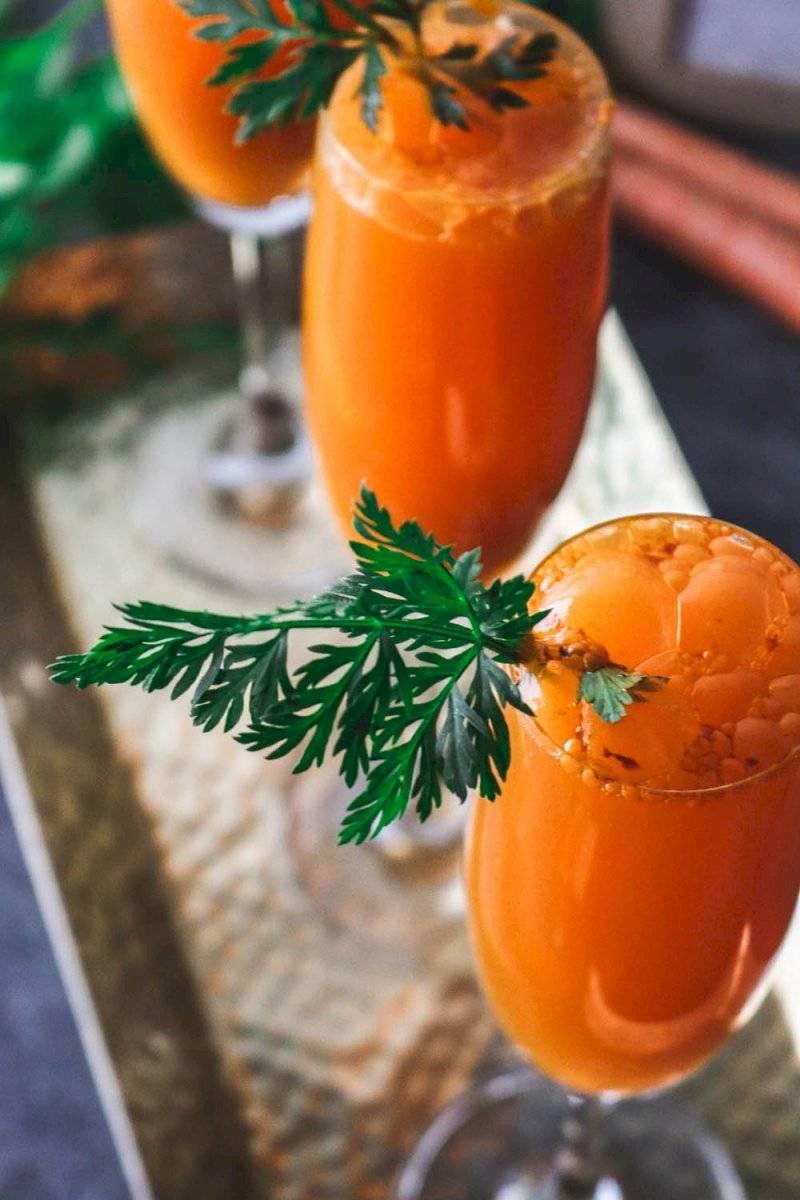 Descubre los beneficios para la salud de tomar jugo de zanahoria