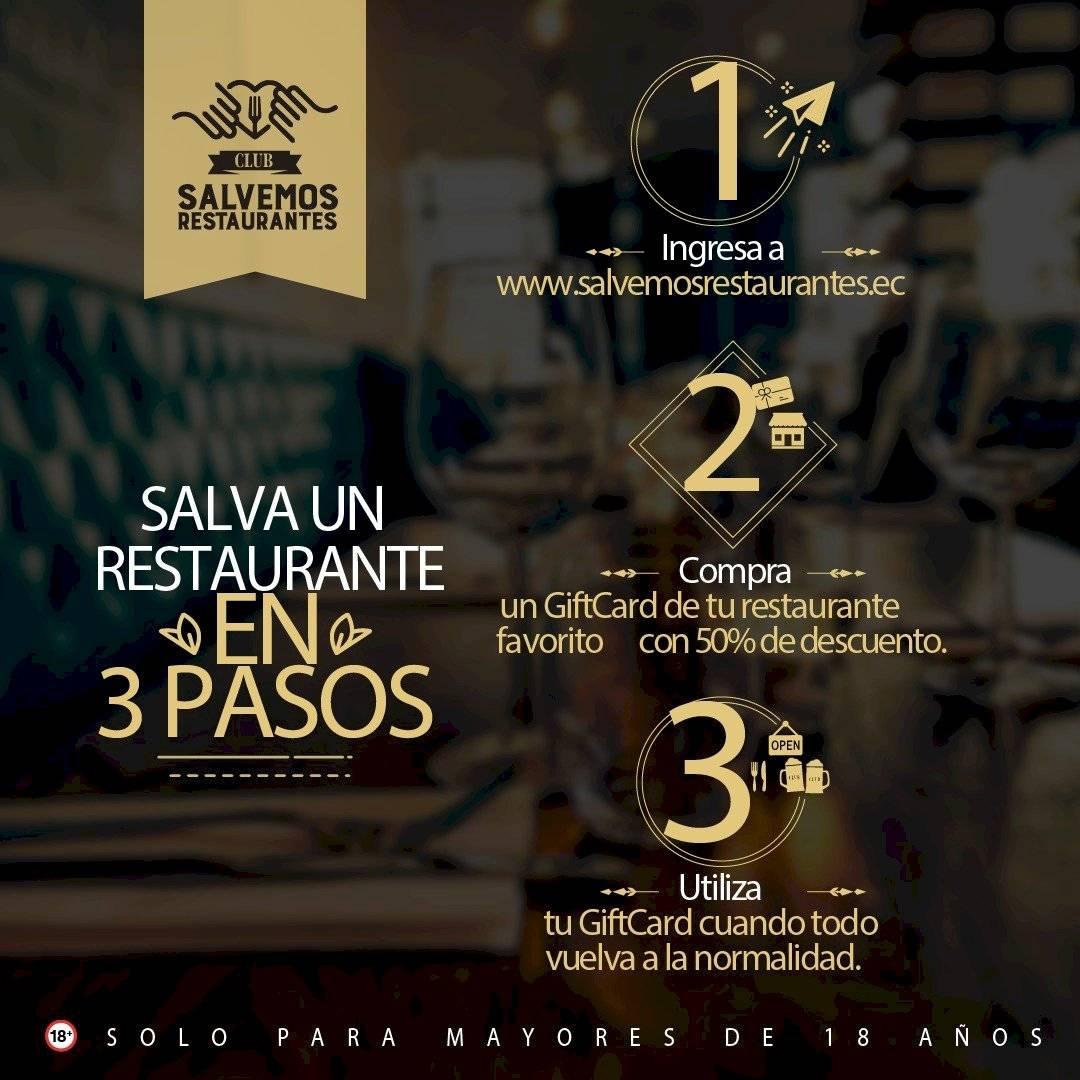 salvemos restaurantes