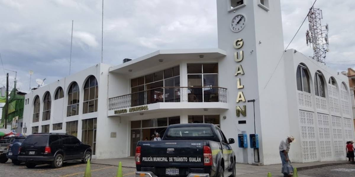 Covid-19: Se instituye cordón sanitario en aldea Mayuelas y en Gualán, Zacapa