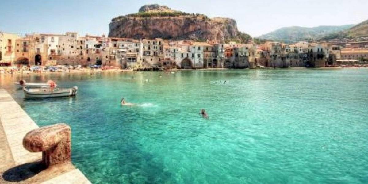 Paradisíaca isla italiana pagará vuelos y estadía a turistas cuando todo mejore