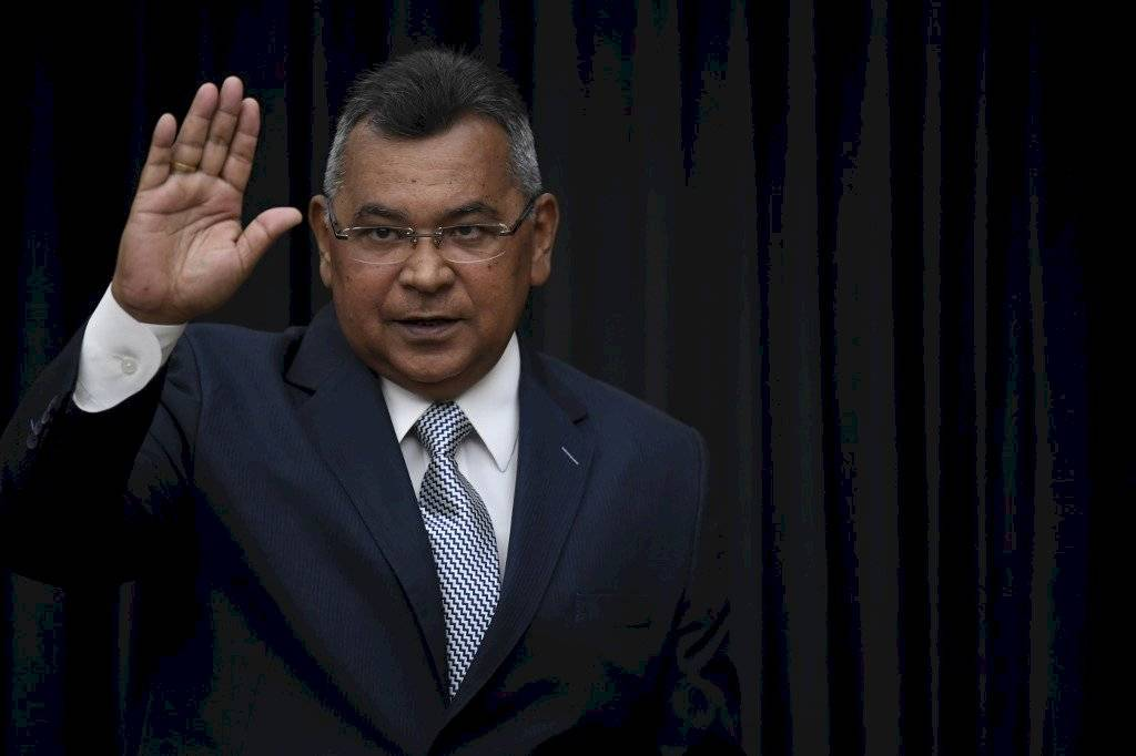 Néstor Reverol, ministro de Interior de Venezuela